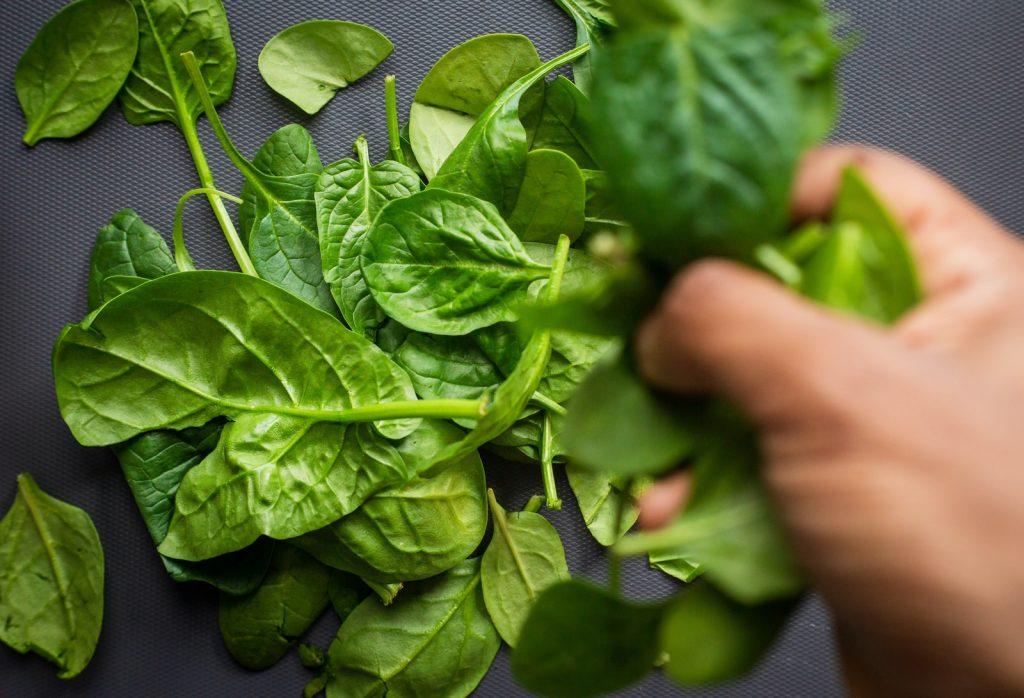 Lettuce Vs Spinach
